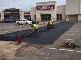 Penn Park Pavement Rehabilitation