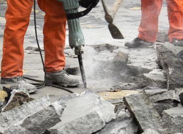 Difference between Asphalt and Concrete paving