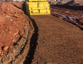 Subgrade Stabilization