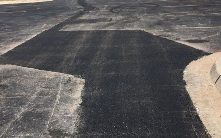 Asphalt and Concrete Patching Oklahoma City